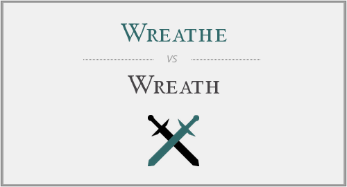 Wreathe vs. Wreath
