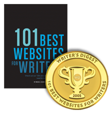 Writer's Digest - 101 Best Websites for Writers 2005